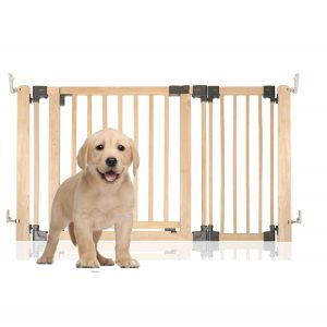 Bettacare Wooden Multi Panel Puppy Barrier Up to 136.5CM