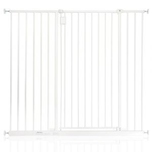Bettacare Extra Tall Hallway Pet Gate White 115.6cm - 121.6cm