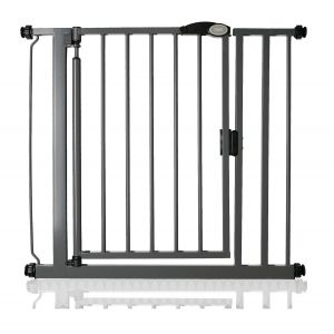 Bettacare Auto Close Slate Grey Pet Gate 82.2cm - 89.2cm