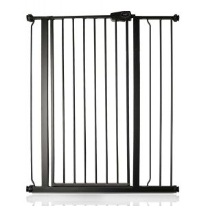 Bettacare Child and Pet Gate Matt Black 87.9cm - 95.5cm