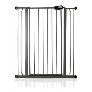Bettacare Child and Pet Gate Slate Grey 87.9cm - 95.5cm