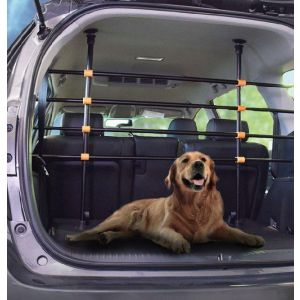 Bettacare Premium Adjustable Car Pet Barrier