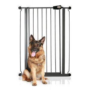 Bettacare Child and Pet Gate Slate Grey Standard 75cm - 82.6cm