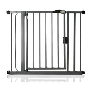 Bettacare Auto Close Slate Grey Pet Gate 89.4cm - 96.4cm