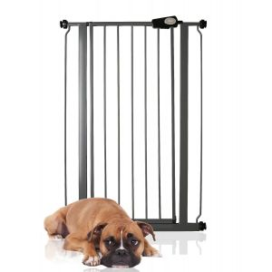 Bettacare Child and Pet Gate Slate Grey Narrow 68.5cm - 75cm