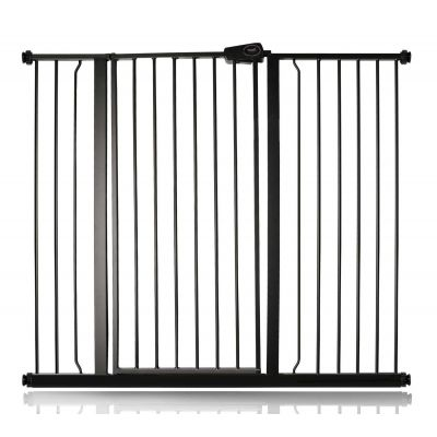 Bettacare Child and Pet Gate Matt Black 120.3cm - 127.9cm