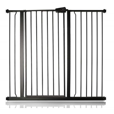 Bettacare Child and Pet Gate Matt Black 113.8cm - 121.4cm