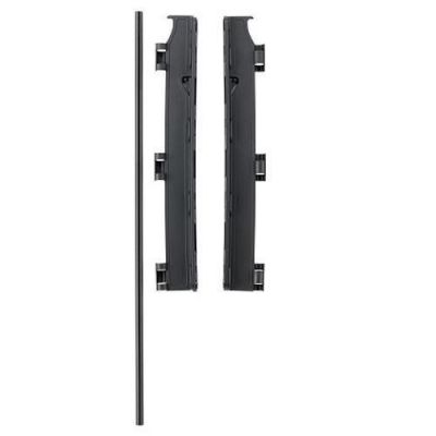 Bettacare Extra Tall Multi Panel Wall Mounting Kit Black